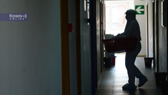 Karantin Severna Mitrovica priprema i distribucija hrane