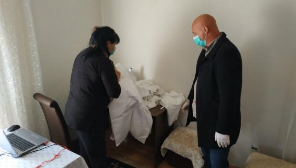 Goraždevac: Miroslavka i načelnik Stevanović