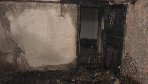 Izgorela kuća porodice Ristić