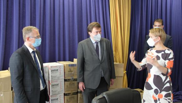 UNDP donacija za MFT