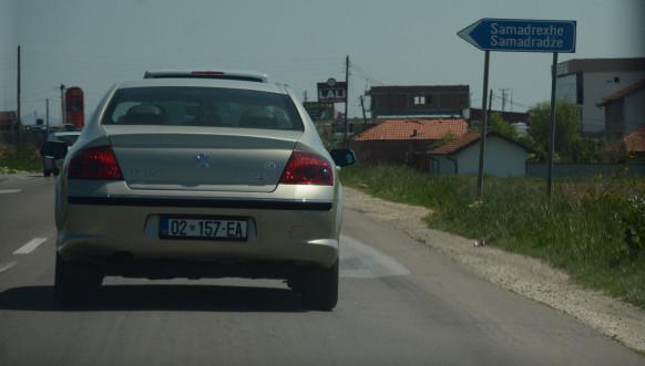 Samodreža - putokaz