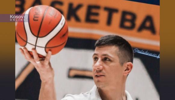 Filip Miladionović košarkaški trener