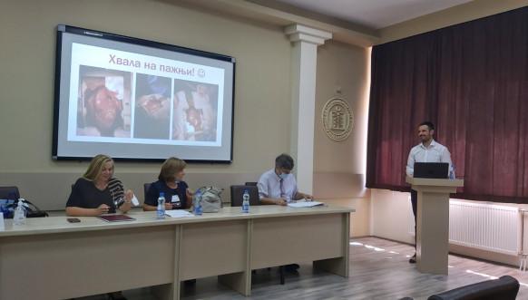 Erdin Mehmedi odbrana diplomskog rada