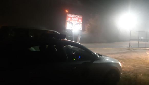 Bačena eksplozivna naprava u dvorište noćnog kluba u blizini Prištine
