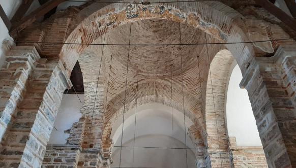 Manastir Banjsaka - Fragmenti fresaka