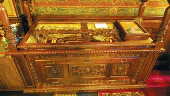 Mošti Sv kralja - Crkva Sv Sofije u Bugarskoj