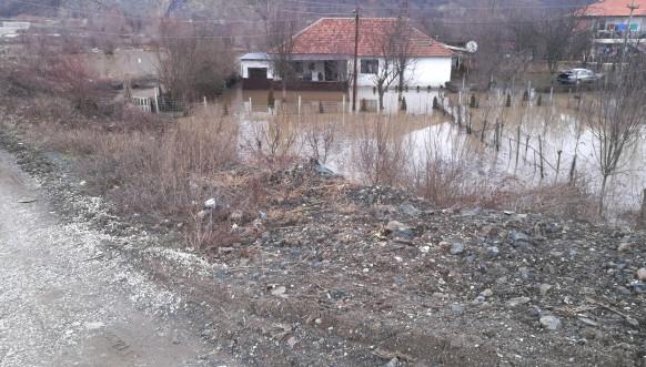 Severna Mitrovica - Naselje Česmin lug - poplava