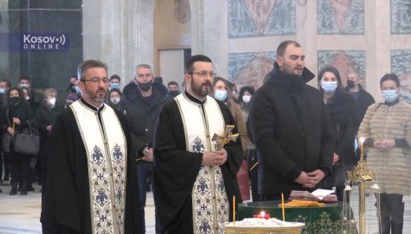 Pomen Oliveru Ivanoviću - Hram Svetog Save, Brnabić, Ivanović, Petković