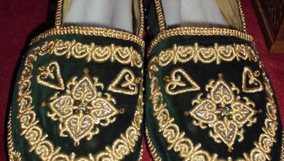 Papuče Sv kralja Milutina
