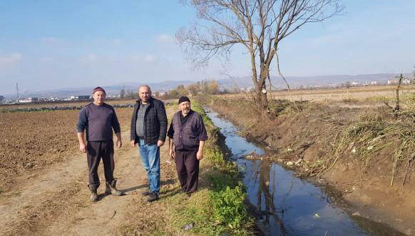 Čišćenje reka i kanala u opštini Klokot