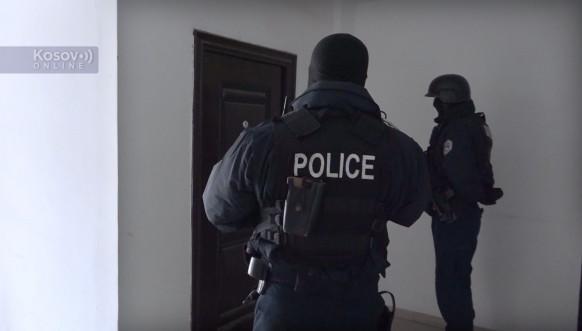 Hapšenje u Severnoj Mitrovici