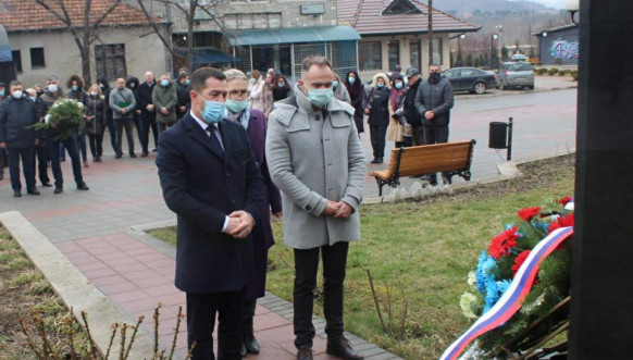 Pomen žrtvama Leposavić