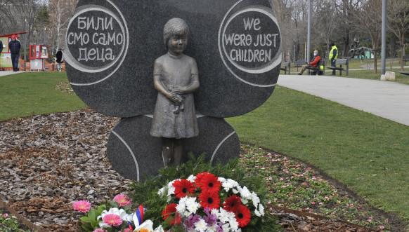 Spomenik Tašmajdan stradali u NATO bombardovanju