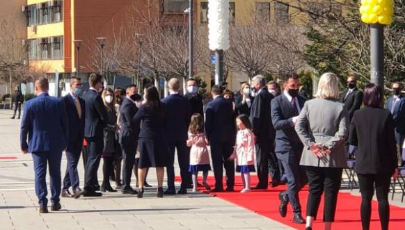 Ambasadori na ceremoniji