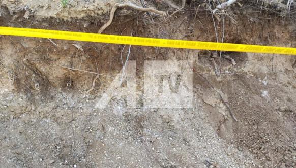 Klina - Klinavac - Tokom izgradnje puta pronađeni posmrtni ostaci
