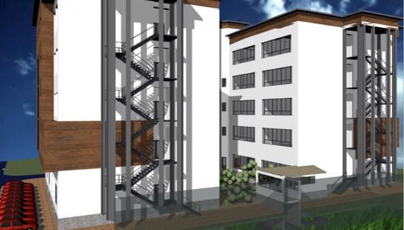 nova zgrada Univerziteta u Prištini sa sedištem u Mitrovici