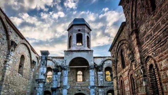 Prizren - Spasovdan u crkvi Svetog Spasa