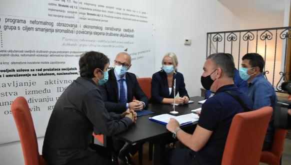 Beograd: Rakić sa predstavnicima međunarodnih organizacija o povratku raseljenih