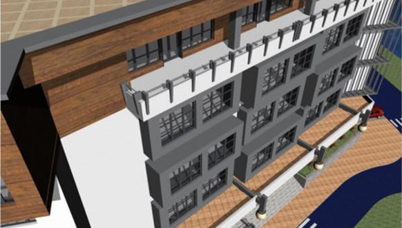 Nova zgrada Prištinskog univerziteta u KM (2)