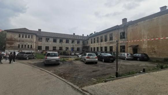 Izgradnja univerziteta u Kosvoskoj Mitrovici