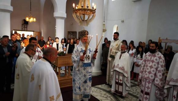 Gnjilane -Koretište - Crkva Sv car Konstantin i carica Jelena