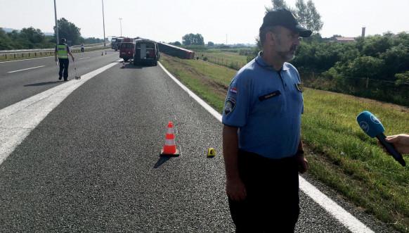 Hrvatska - Saobraćajna nesreća - Slavonski brod