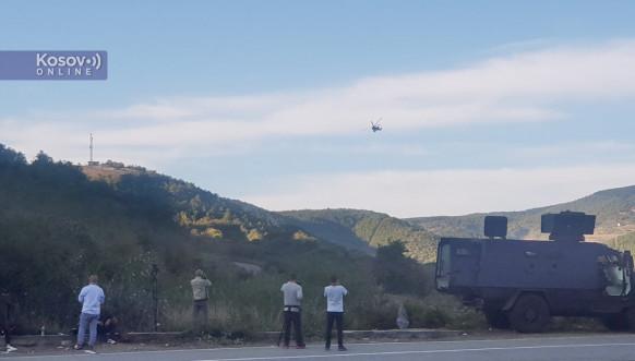 Srpski helikopter iznad Jarinja 4
