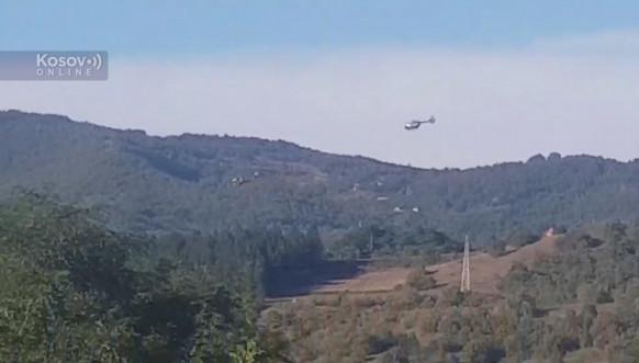 Srpski helikopter iznad Jarinja