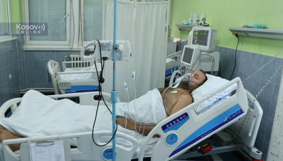 Ranjeni Srbin operisan u KBC Mitovica