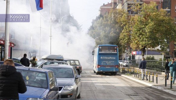 Severna Mitrovica - akcija policije