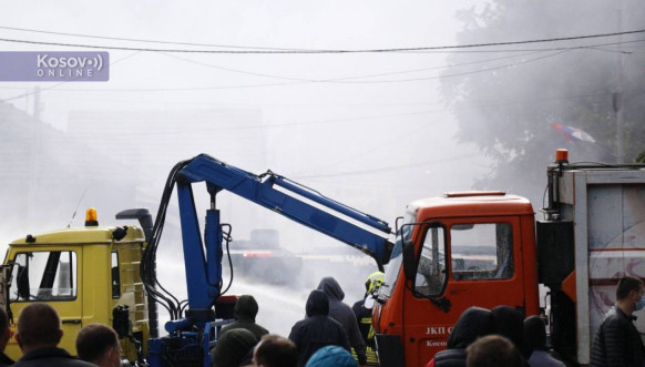 Akcija policije - Severna Mitrovica