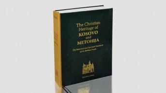 Hrišćanska baština Kosova i Metohije - knjiga
