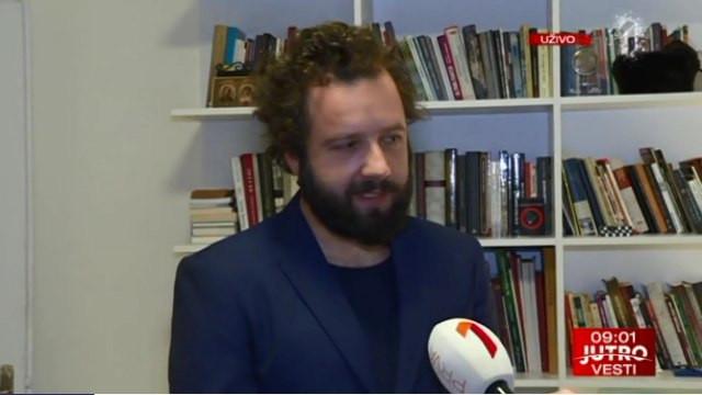 Idro Seferi, novinar