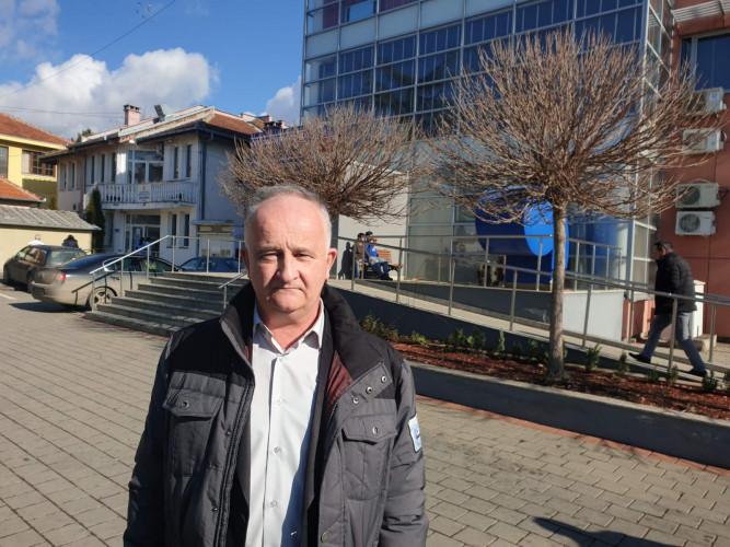 Slaviša Todić, predsednik lokalnog saveta za bezbednost za Čaglavicu i Laplje Selo