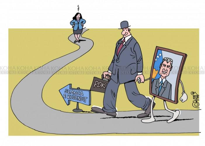 Karikatura dana 14.2.2020.