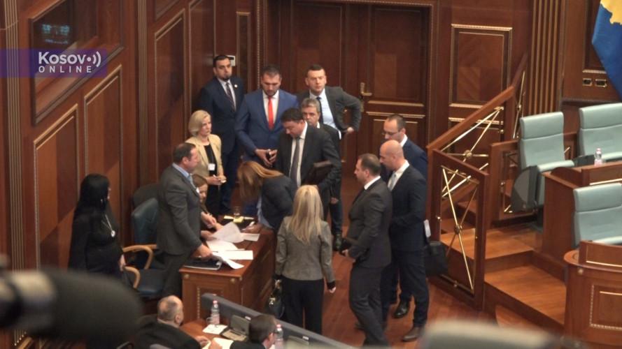 Skupština Kosova/deo poslanika Srpske liste