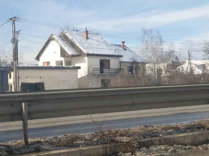 auto - put kroz Čaglavicu