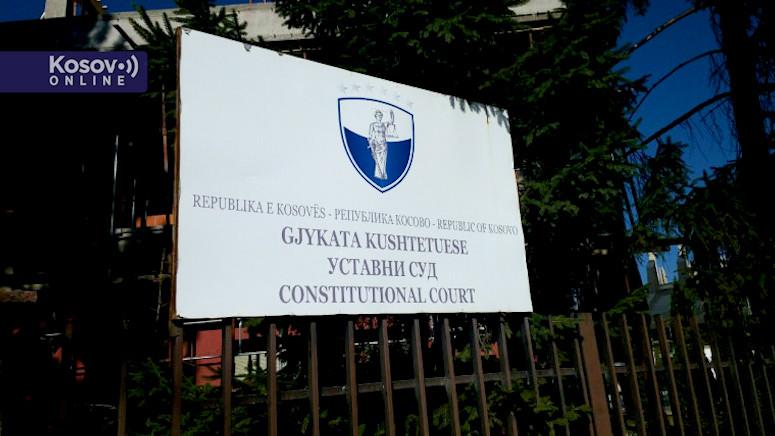 Ustavni sud Kosova