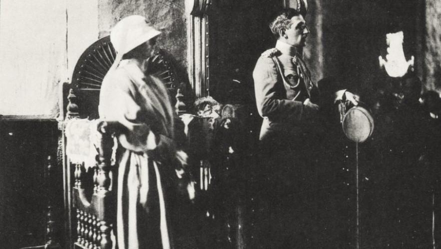 Kralj i kraljica u Visokim Dečanima