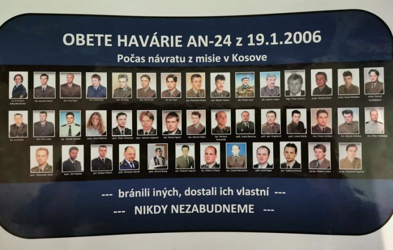 Stradali slovački vojnici
