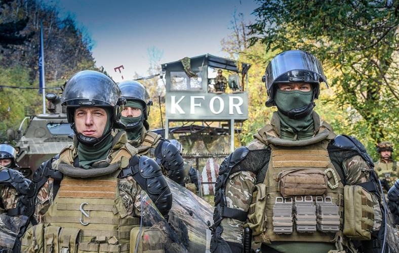 Vojnici KFOR-a