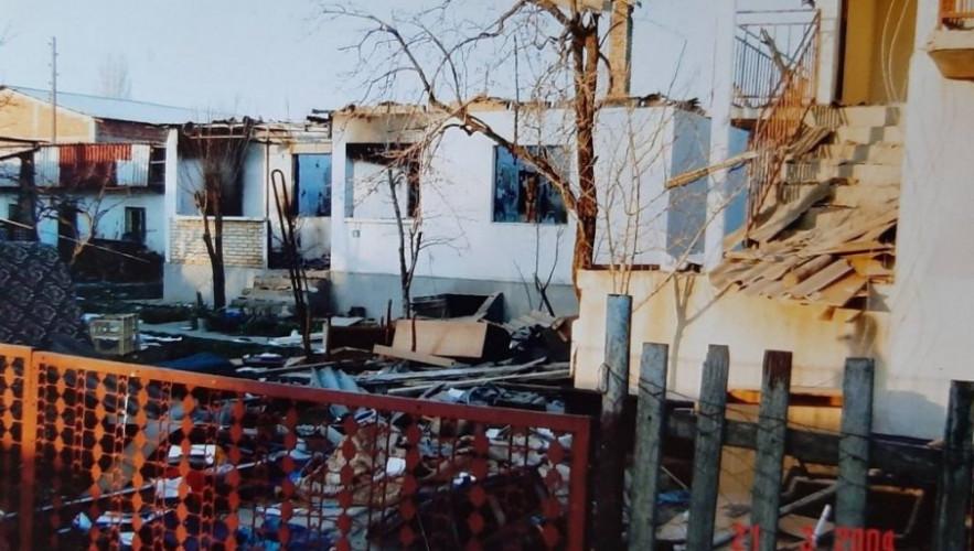 Kosovo Polje - Kuća porodice Ćosin