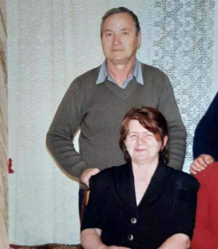 Zlatibor i Radmila Trajković u svom domu pre tragedije 2004.