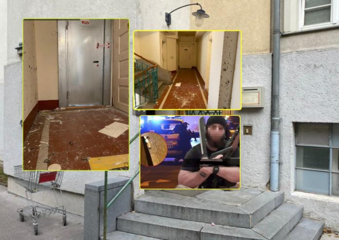 Stan teroriste iz Beča