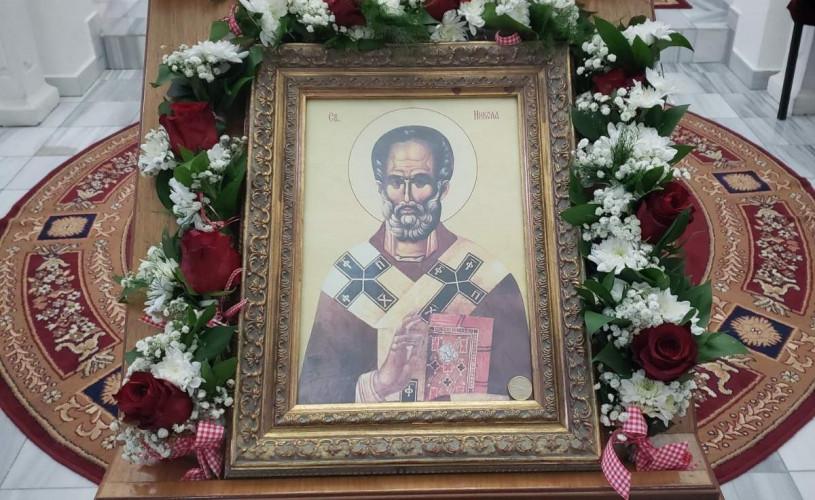 ikona sv nikola