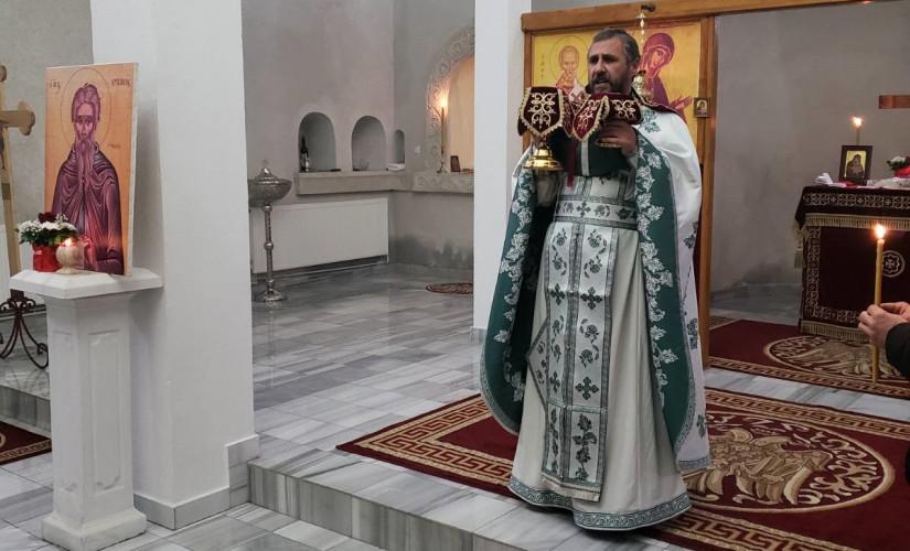 liturgija crkva priština