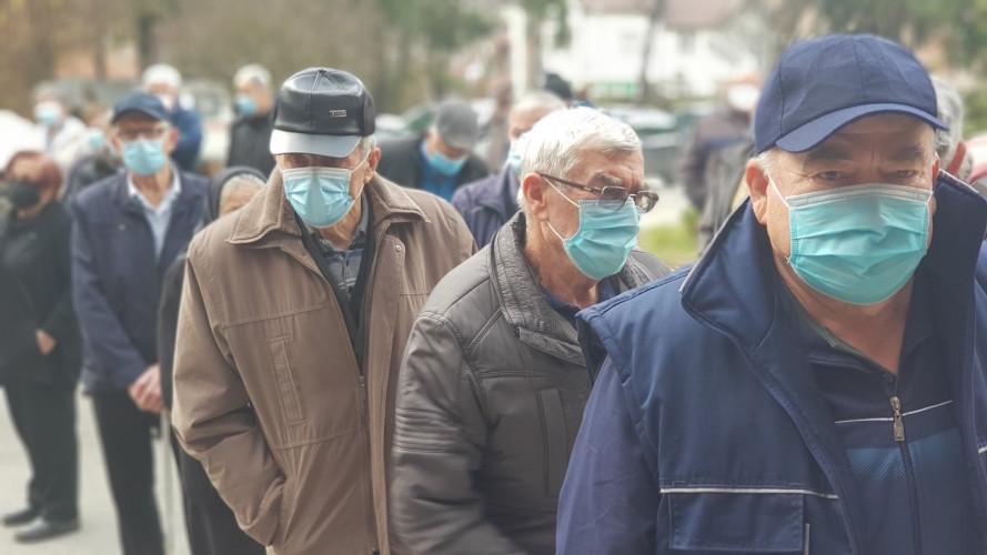 Vakcinacija na severu Kosova