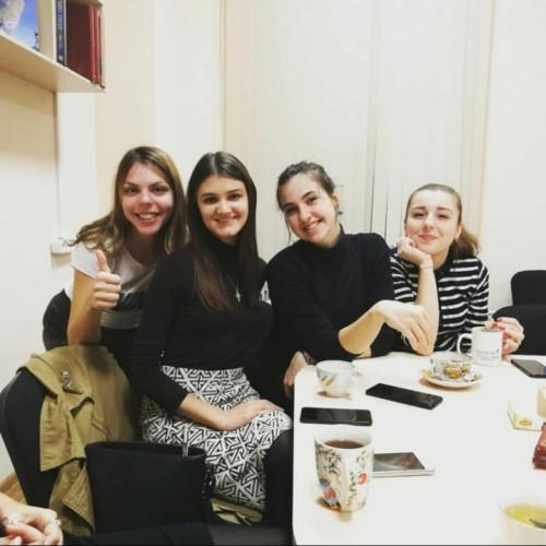 Milena sa kolegama - Nižnji Novogorod