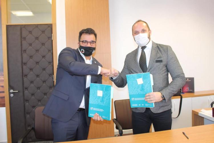 Radojević i Sidiku potpisali Ugovor o ozelenjavanju Severne Mitrovice