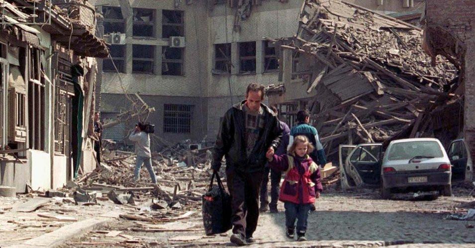 Bombardovanje SRJ